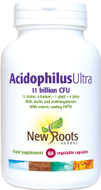 Acidophilus Ultra 60 capsules